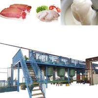 Оборудование для вытопки и переработки животного жира в пищевой, технический, кормовой жир