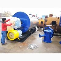 Оборудование для утилизации отходов убоя птиц, скота, костей, крови в корму и кормовой жир
