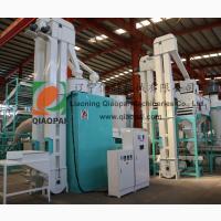 НОВИНКА 2020: Оборудование для очистки, шелушения и сепарации семян подсолнечника ТFKH1500