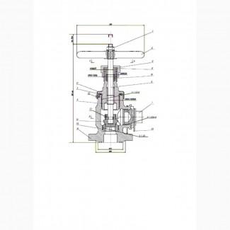 Предлагаем к поставке клапана для ж/д цистерн со склада в Москве по низким ценам в СНГ