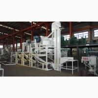 Оборудование для очистки, шелушения и сепарации семян подсолнечника ТFKH-1200