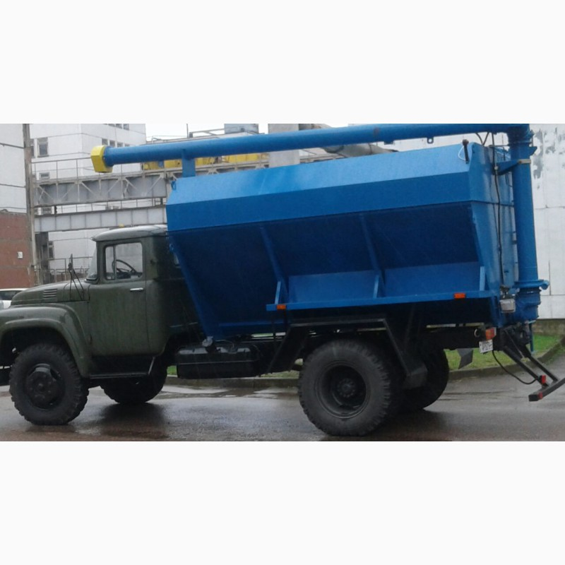 Бункер загрузчика сухих кормов ЗСК-10 в сборе